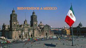 Rumbo a México xxx